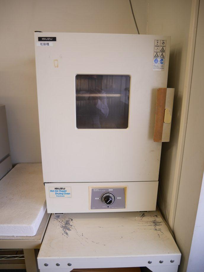 大型乾燥機